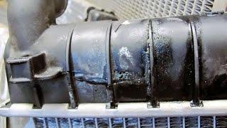 Технология ремонта корпусов радиаторов