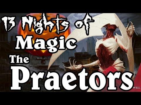 MTG Lore: The Praetors