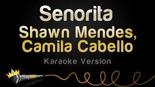 Shawn Mendes, Camila Cabello   Señorita (Karaoke Version)