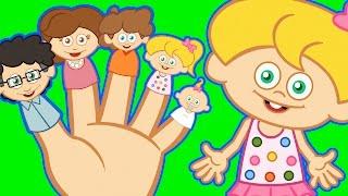 parmak ailesi türkçe  sevimli dostlar  çizgi film bebek şarkıları  adisebaba