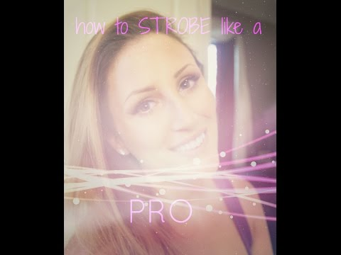 HOW TO STROBE LIKE A PRO