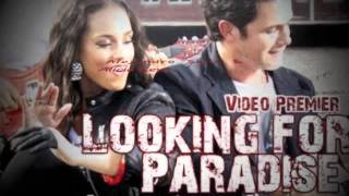 Looking for Paradise- Alejandro Sanz & Alicia Keys