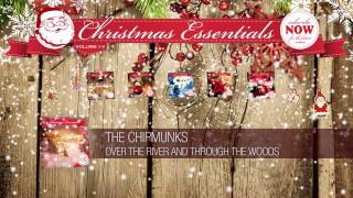 The Chipmunks  - Over The River And Through The Woods  // Christmas Essentials
