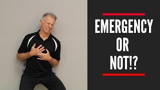 3 Common Causes of Chest Pain! Emergency or Not!