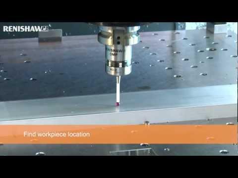 Renishaw OMP40-2 Optical Transmission Probe