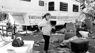 Admitted Hoarder Reveals Why She Can't Throw Anything Away