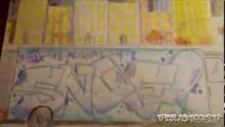 Snoe One's OLD Graffiti Blackbook