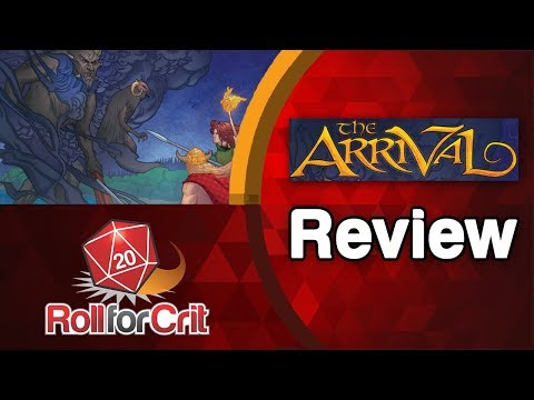 The Arrival Review | Roll For Crit
