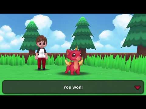 Vídeo do Drakomon - Battle & Catch Dragon Monster RPG Game