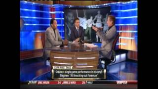 ESPN First Take, Greatest Moment in Sports