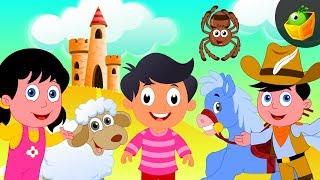 Ice cream Songs | Nursery Rhymes for Kids | Kids Favourite Songs