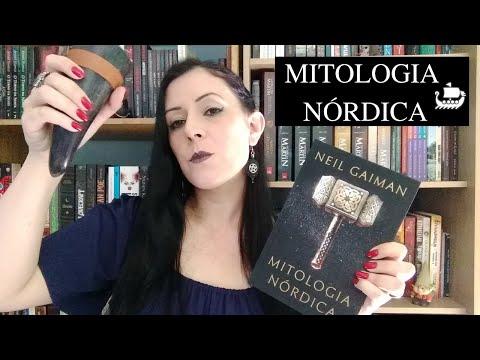 Mitologia Nórdica (Neil Gaiman) e outras leituras do gênero