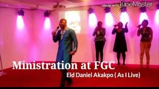 As I live, I will praise You - Eld Daniel Akakpo