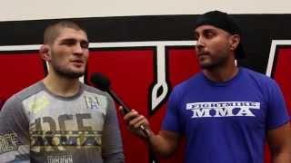FightMike MMA   Episode 45   Khabib Nurmagomedov