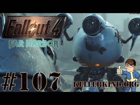 Fallout 4 - Far Harbor #107 - Cliff´s Edge Hotel ★ Let's Play Fallout 4 [HD 60FPS]