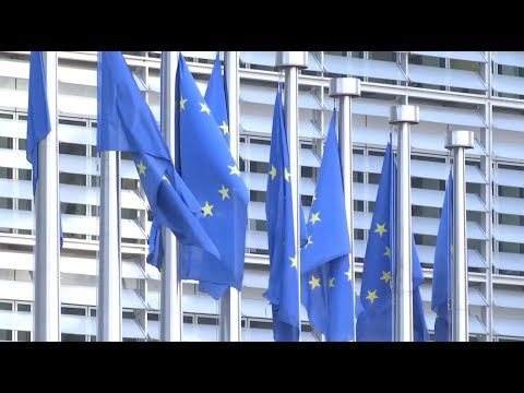 Is it a trick or treat? AP correspondent Jill Lawless in Brussels discusses the latest reprieve granted by the European Union to Britain over Brexit _ a six-month extension until Halloween.