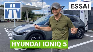 Essai Hyundai Ioniq 5 : aussi simple que de voyager en Tesla ?