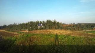 preview picture of video 'Vercelli Motocross Oktober 2014'