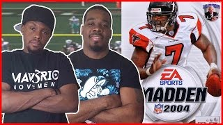 THAT ONE DIRTBAG FRIEND!! - Madden 2004 Gameplay   #ThrowbackThursday