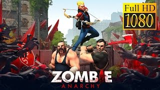 Zombie Anarchy: War & Survival Game Review 1080P Official GameloftStrategy 2016