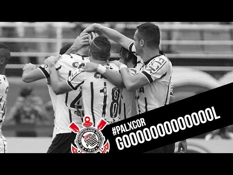 GOL DO CORINTHIANS! Danilo marca contra o Palmeiras no clássico