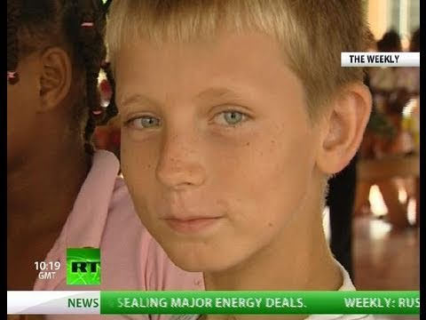 'Sold for drugs', abandoned & abused: Adopted Russian 12-year-old returns home