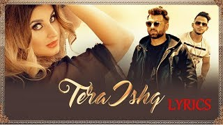 TERA ISHQ Lyrics | Nyvaan, Millind Gaba   - YouTube