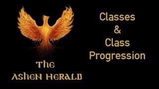 New Channel Video: Classes & Class Progression!