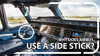 Why Does Airbus Use A Side Stick?