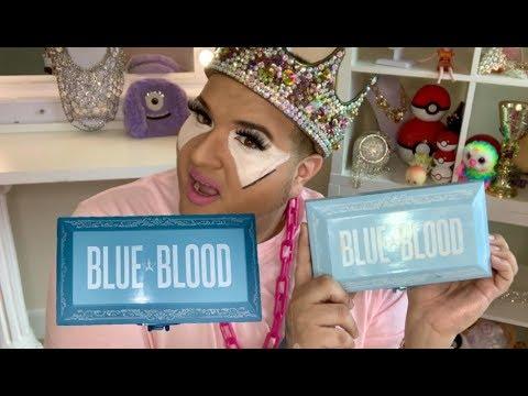 Blue Blood Palette by Jeffree Star #5