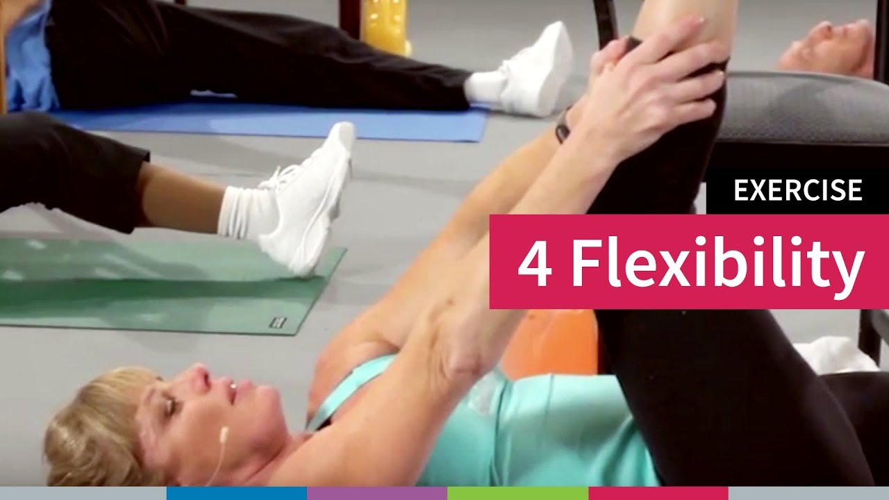 4 Flexibility and Cool Down Exercises for Older Adults