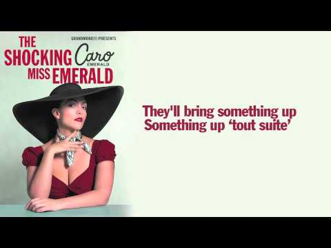 Caro Emerald - Liquid Lunch [Lyrics Video]