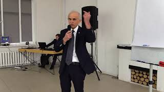 Академик - Богдан Владимирович Городиский о необходимости системного подхода к своему здоровью  Минс