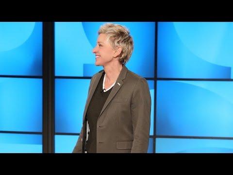 Ellen's Audience Loves to Shake Their Booties