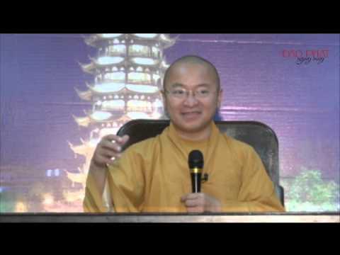 Vấn đáp: Nhận thức vô thường trong cuộc sống hiện tại (29/12/2013) Thích Nhật Từ