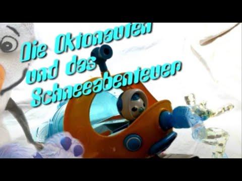 """""""Die Oktonauten und das Schneeabenteuer"""" Stop Motion für Kinder"""