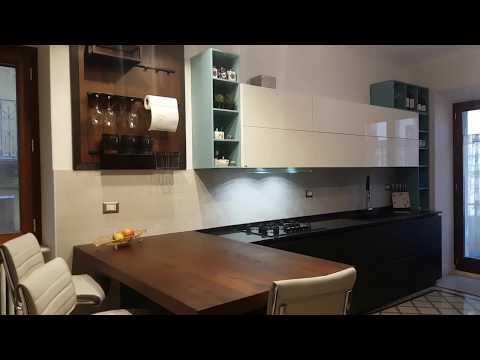 Abruzzo cucine Lube e Creokitchens store Pratola Peligna montaggio MODELLO OLTRE LUBE - Video - LUBE CREO Store Pratola Peligna