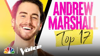 """Andrew Marshall: Corinne Bailey Rae's """"Put Your Records On"""" - Voice Live Top 17 Performances 2021"""