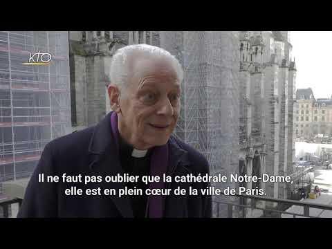 Restauration de Notre-Dame de Paris : trois questions à Mgr Aumonier