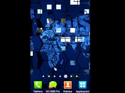 Video of Abubu tiles live wallpaper