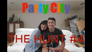 THE HUNT: FIRST TIME BUYING CARDS FROM PARTY CITY!!! #4