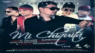 Fade El Que Pone La Presion Ft Juno, Jadiel, Galante  Nova Mi Chiquita (Official Remix)