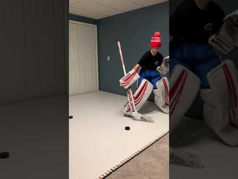 Goalie Training #4