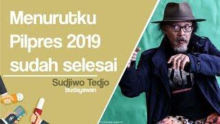 Anggap Pilpres 2019 Sudah Selesai, Sudjiwo: Mending Kedua Kubu Berembuk Program untuk Kemajuan Iptek