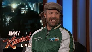 Jason Sudeikis Reveals Why He Was Arrested | Kholo.pk