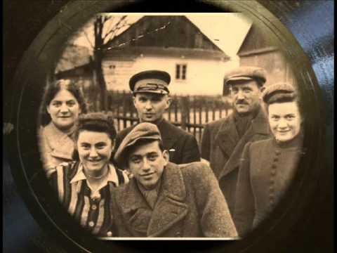 """""""GHETTO"""" - Stare polskie tango (51) - Tadeusz Faliszewski, 1933 !"""