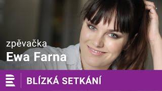 Ewa Farna: Polský bulvár je laskavější. Titulek 'vzducholoď s osmi bradami' byste tam nenašli