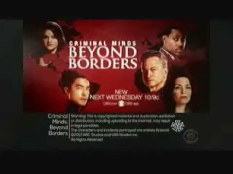 Criminal Minds Beyond Borders 2.02 (Preview)