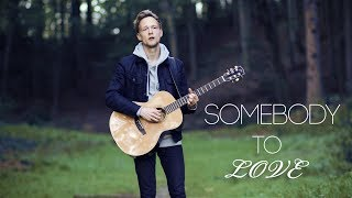 OneRepublic   Somebody To Love (Acoustic Cover By Alec Andreev)