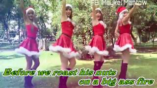 🎅Eminem ⚫️ Jingle Bells Remix Paling Mantap Sedunia (Official Lyrics Video)